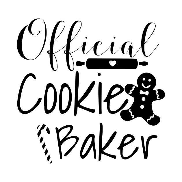 Official Cookie baker