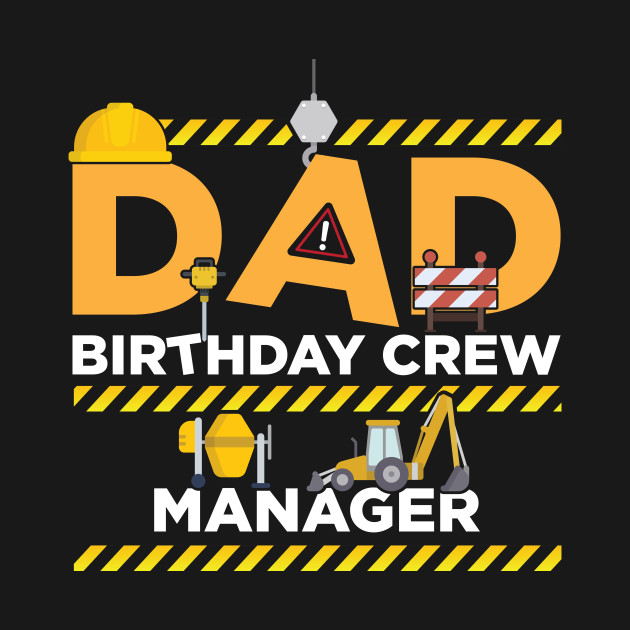 Do you have a little one that loves Construction? Planning to have a Construction Worker theme Birthday Party? If so, this Dad Birthday Crew Gift is perfect for the occasion!