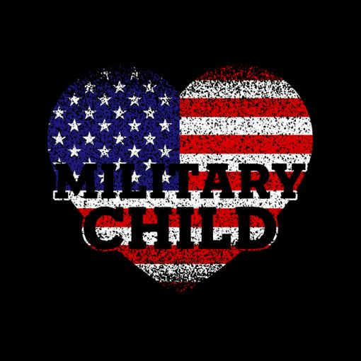 This Military Child Month Purple Up Awareness Design with funny quote Heart Children are perfect gifts for proud, patriotic, and brave military brats this April to appreciate their sacrifice and show pride on veteran soldier dads or moms deployment. Wear our Purple Month of the Military Child Design for Military Appreciation Month. Awesome as birthday, July 4th, Memorial, Flag Day, deployment anniversary gift ideas for daughter, son, niece, nephew, granddaughter, grandson, friend, and kids.