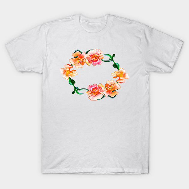 """Add more uniqueness to your personality with this awesome """"Circle Of Beauty"""" design.  Or give it as the perfect gift. Choose your color, gender, style and size below then Add to Cart to place your order."""